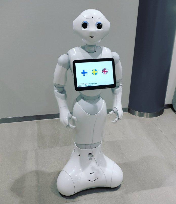 kalasatama-pepper-robot